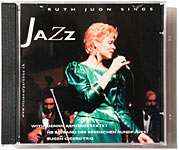CD Cover Ruth Juon sings Jazz